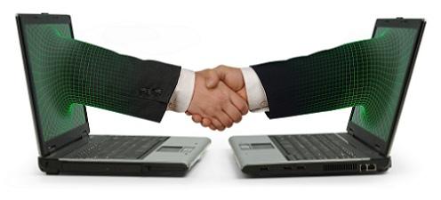 Cobrar en Línea: Acuerdos de Negocios A Través de un Ordenador