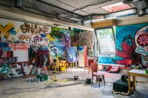 Trabajos Freelance Diseño: Garaje Creativo