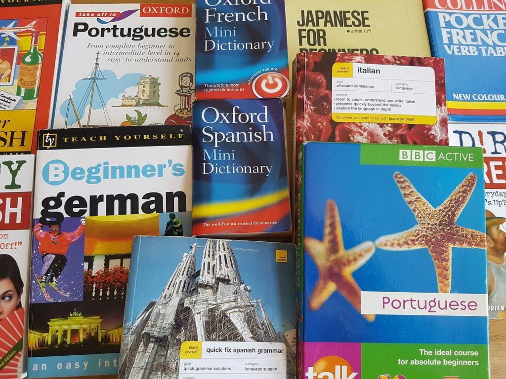 Trabajo de Traductor Freelance: Libros de Idiomas
