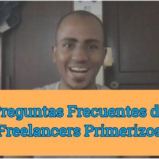 Video: Preguntas Frecuentes de Freelancers Primerizos